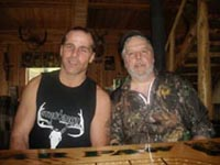 Shawn Michaels & Mike Roy,